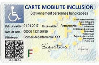 Carte Mobilite Inclusion Cmi Vaucluse